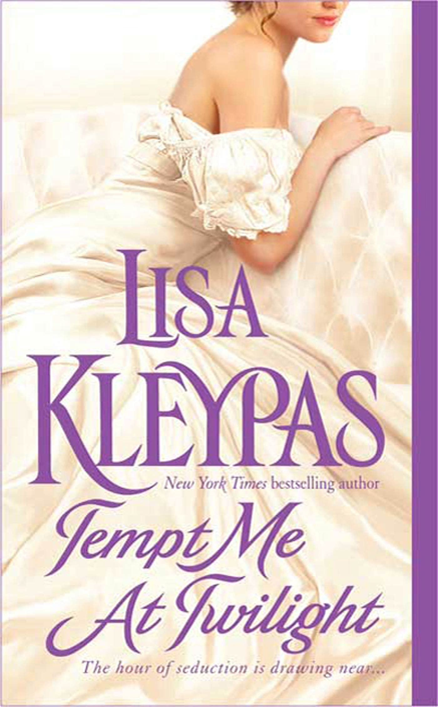 Tempt Me at Twilight (The Hathaways #3)